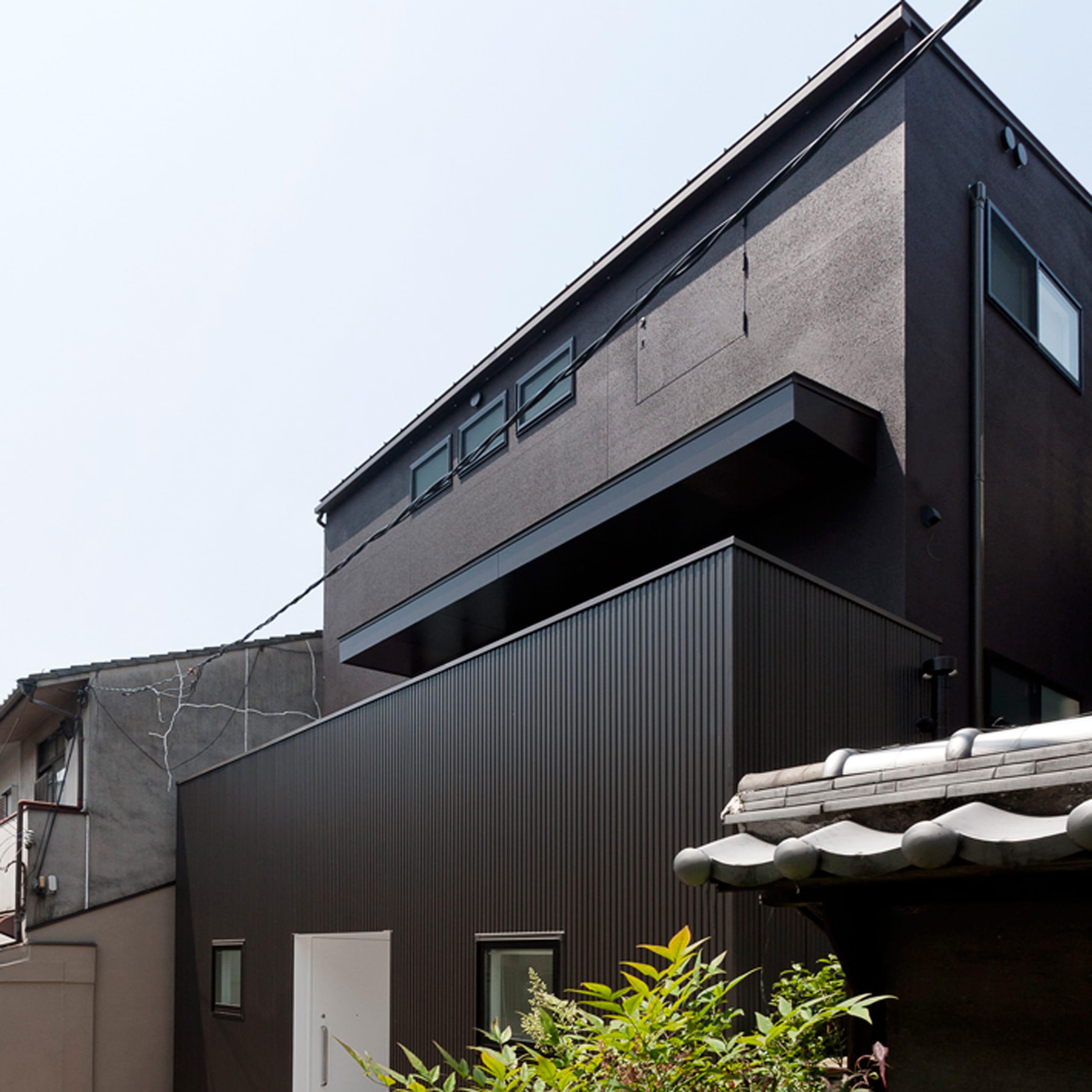 都市型三世帯住宅