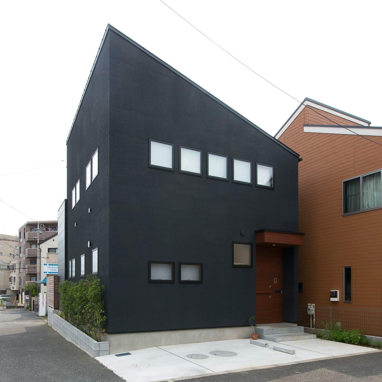 ツインテラスハウス