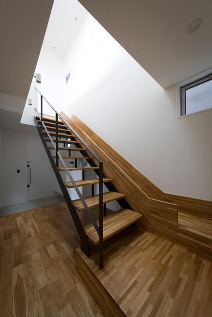 階段と滑り台