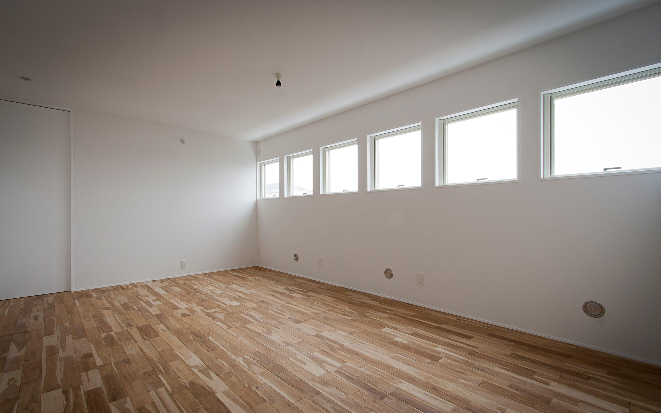 絶景!海を望む白い家の部屋1
