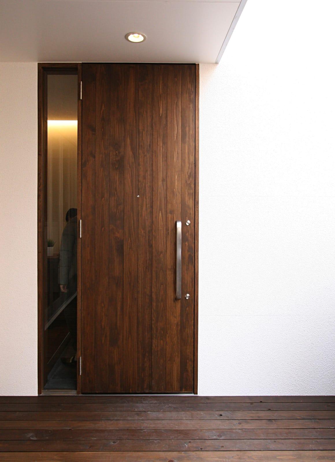 I♥チョコレートハウスの玄関(土間・ホール)1