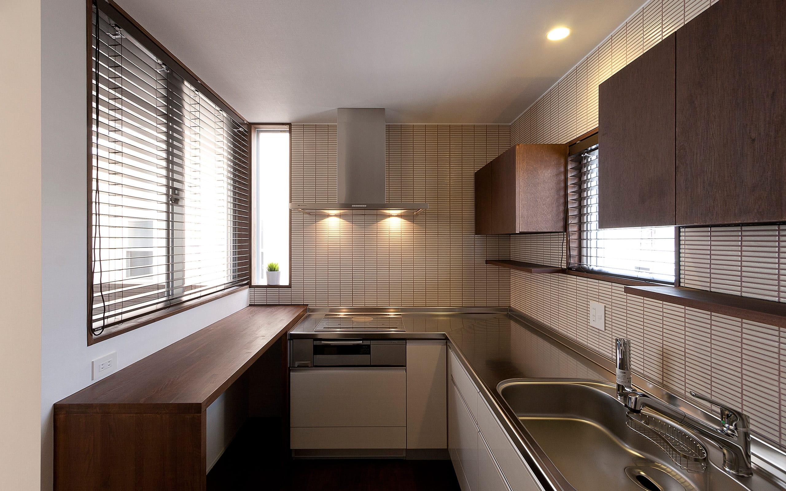 I♥チョコレートハウスのキッチン1
