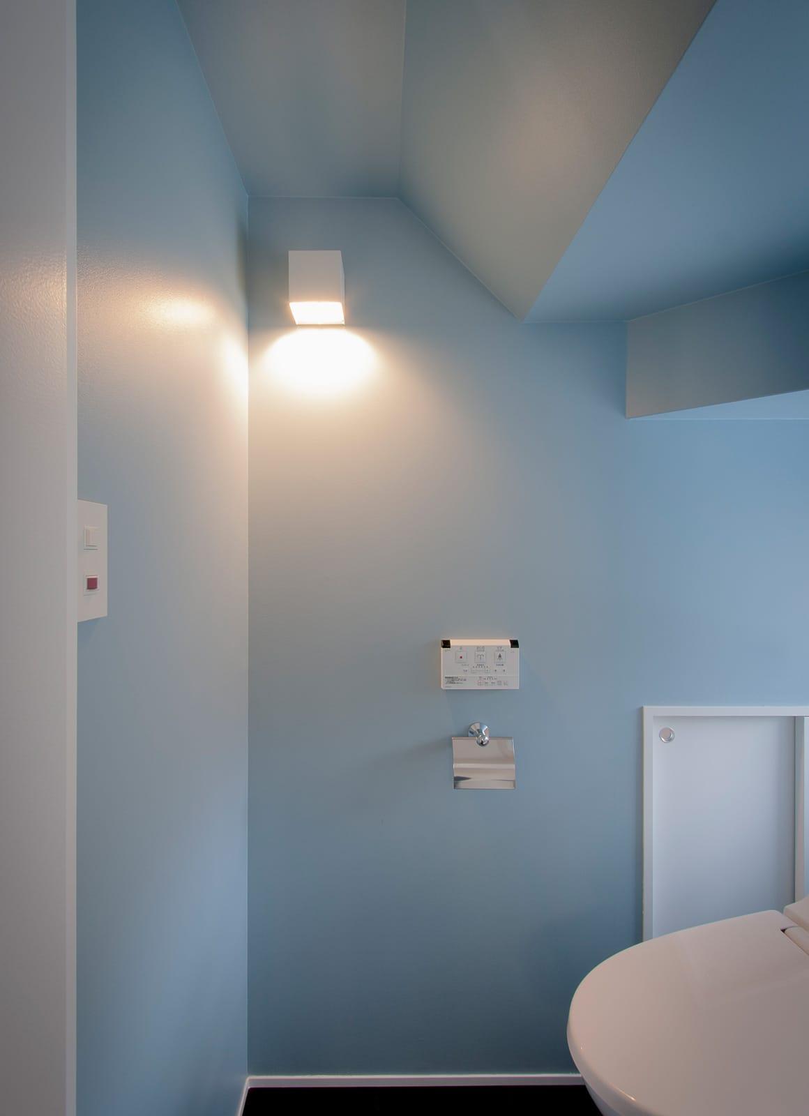 I♥チョコレートハウスのトイレ1