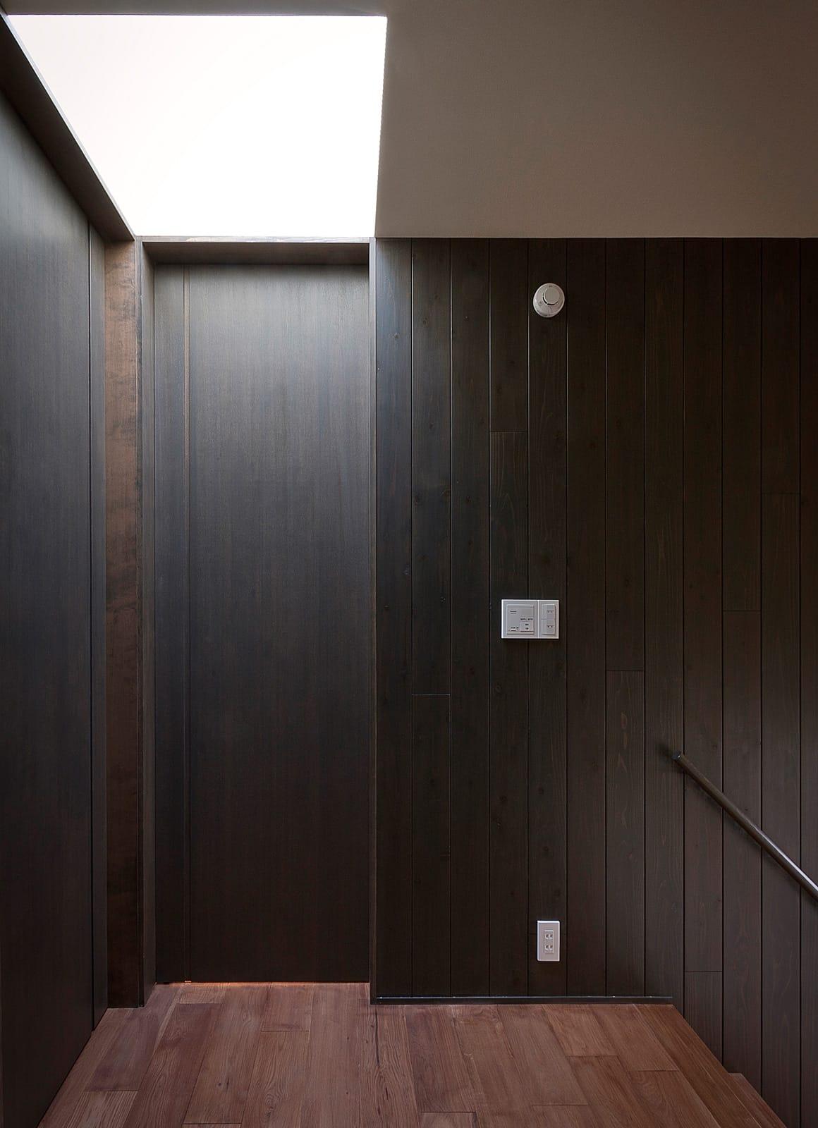 スローライフを楽しめる家の部屋1