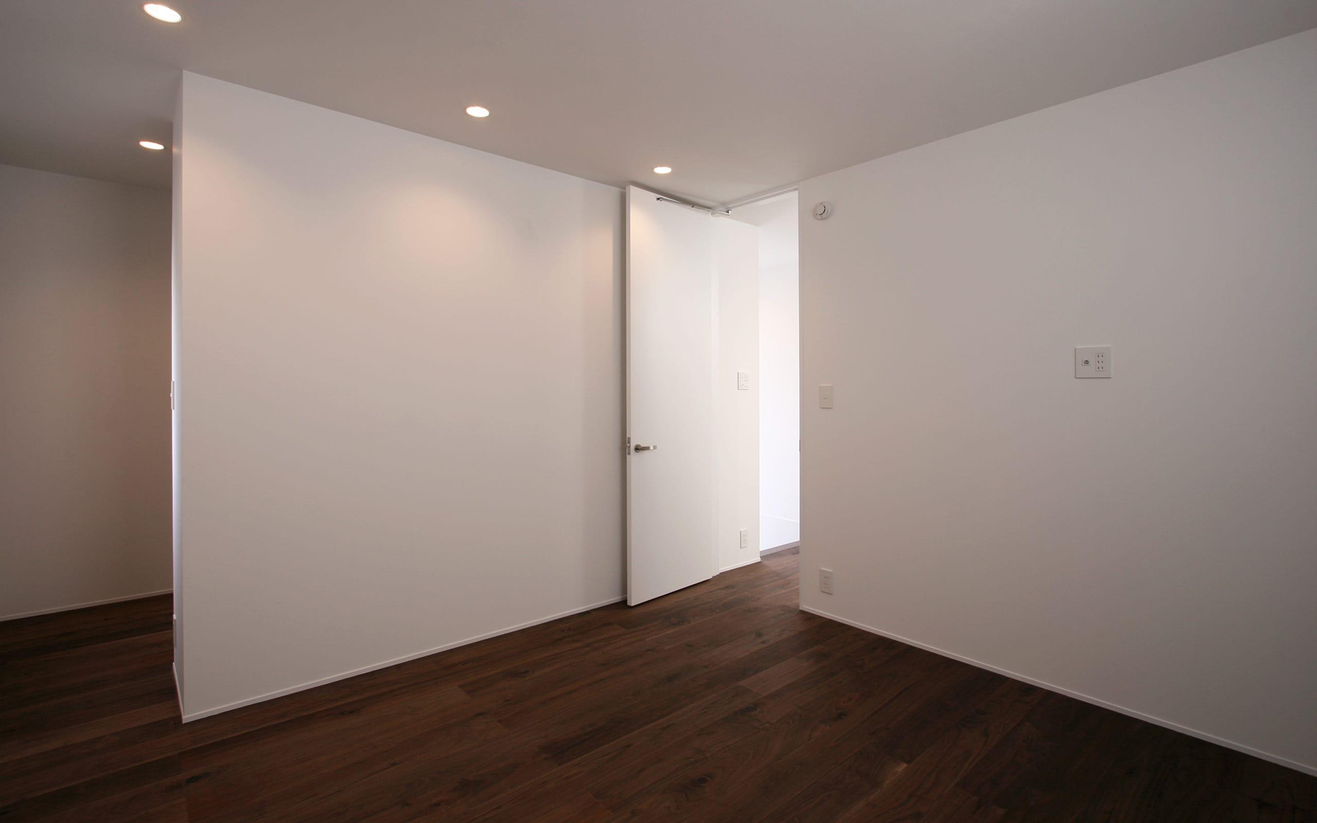 開放的なLDKのあるデザイン住宅の部屋1