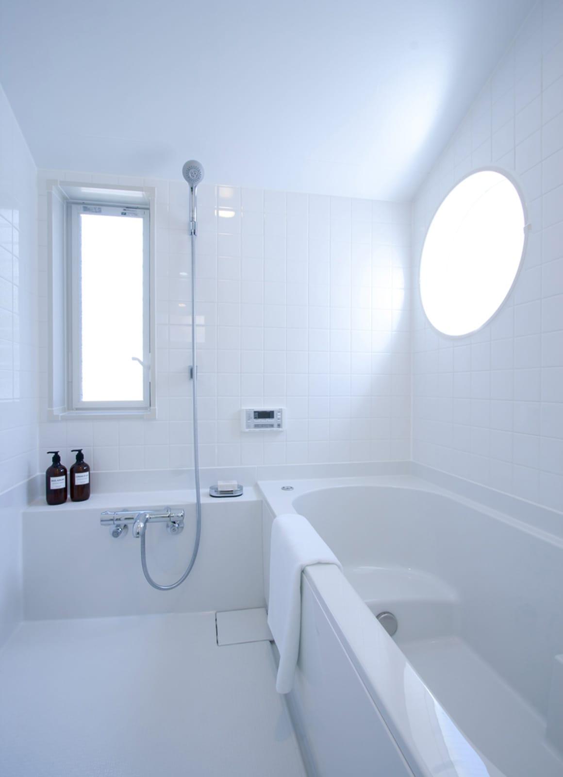 スマイル!アバターハウスの浴室・洗面室2