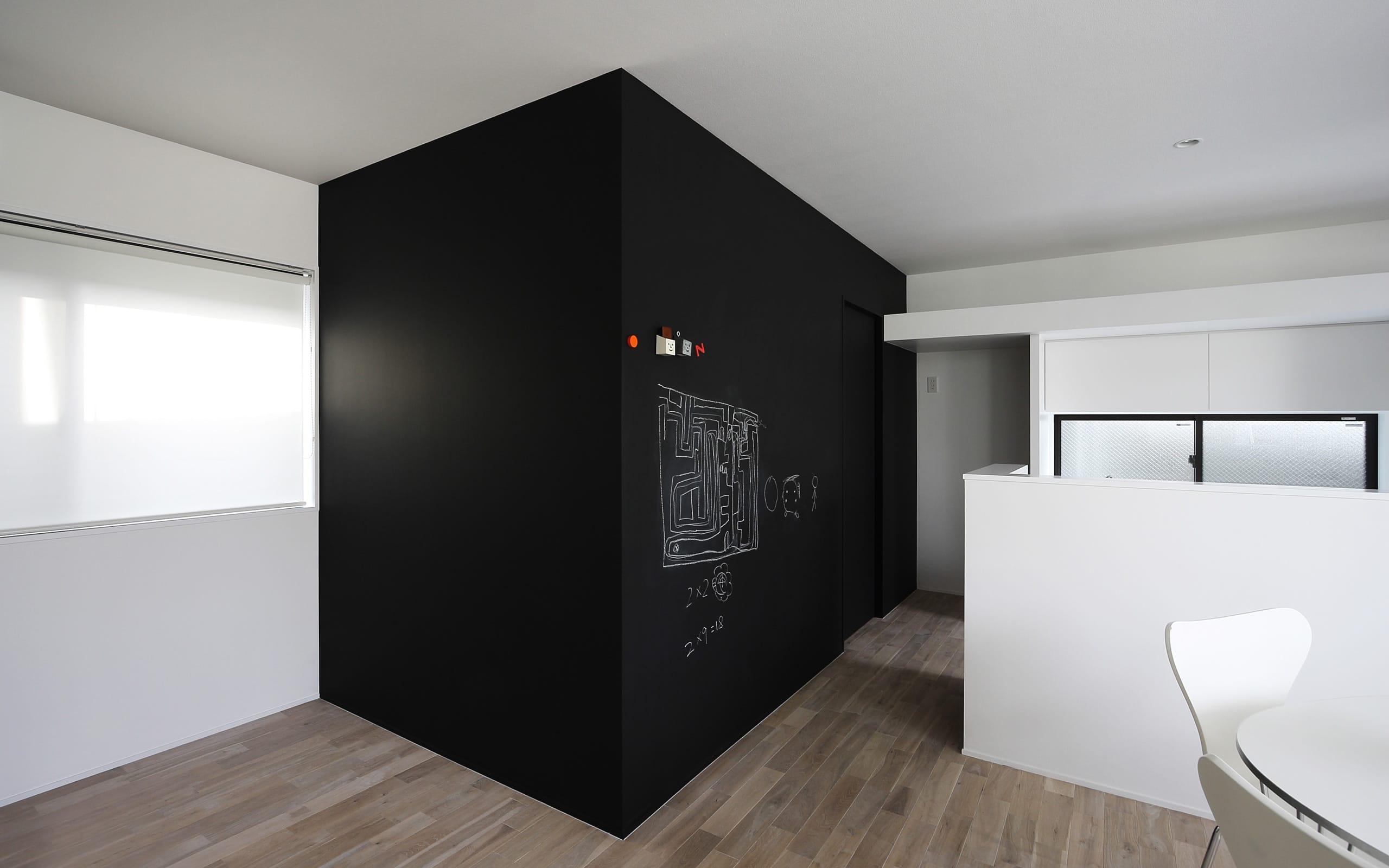 都市型三世帯住宅のLDK2