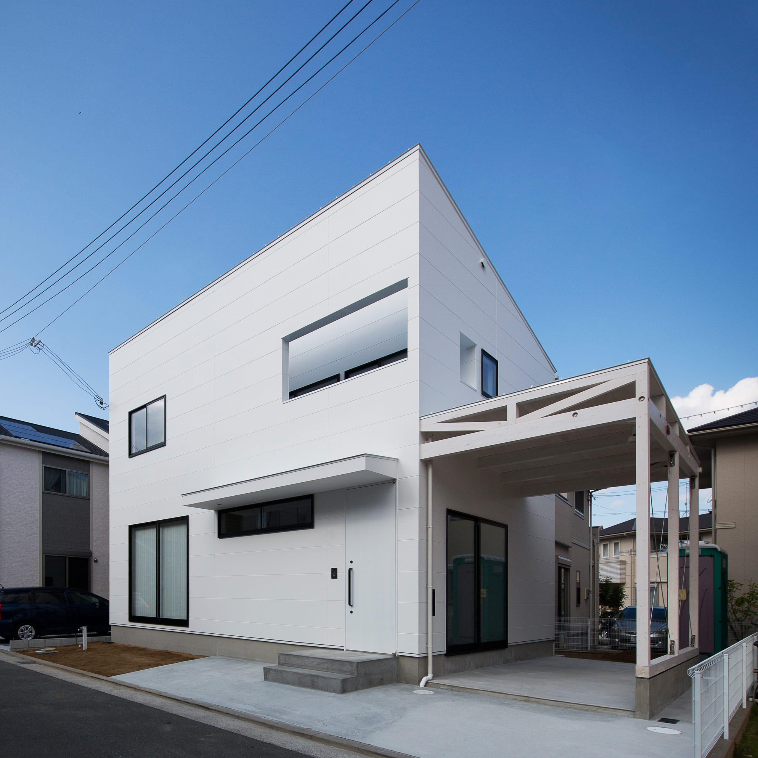 アンティーク家具の似合う家