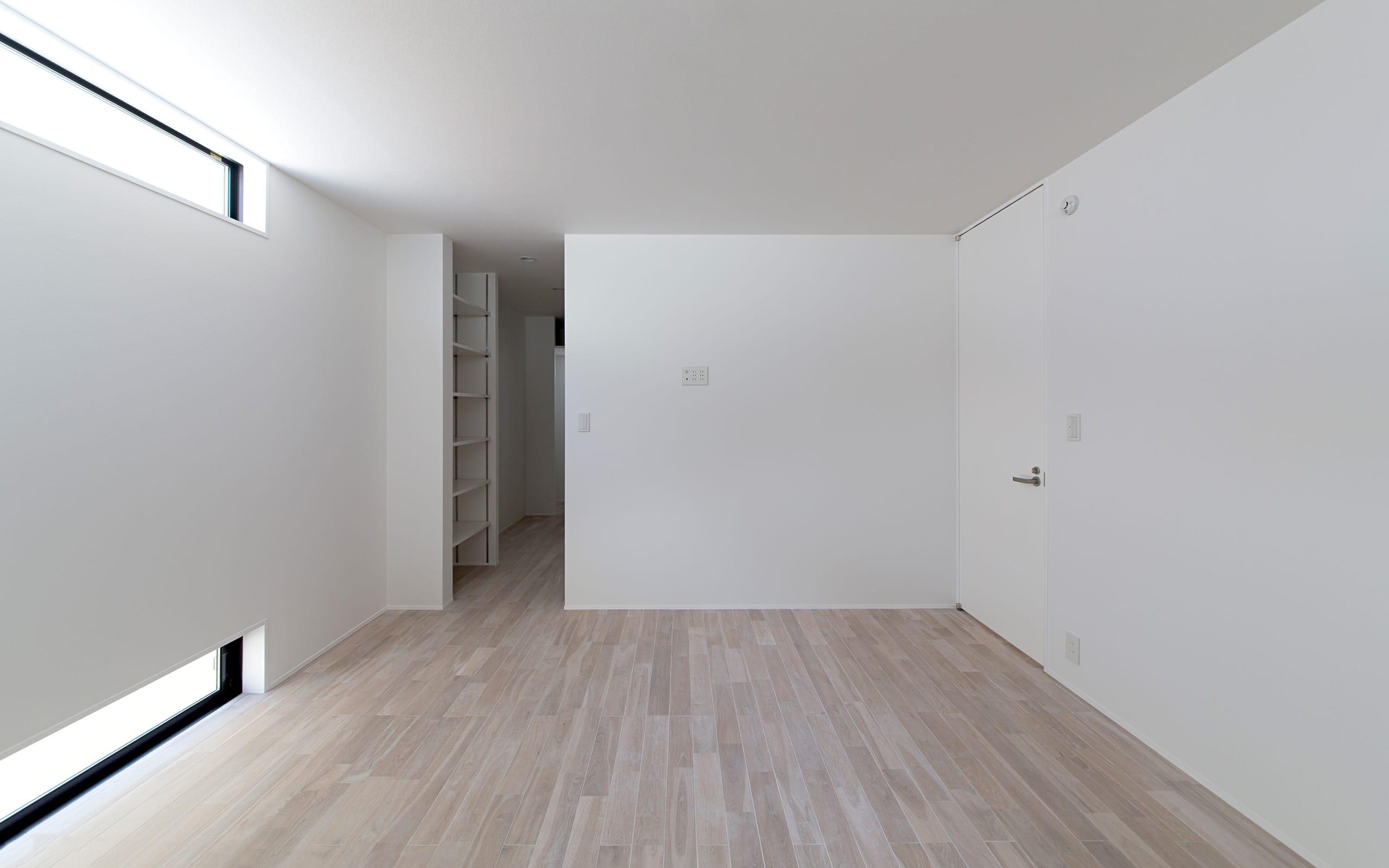 我ロータスの眠る家の部屋1