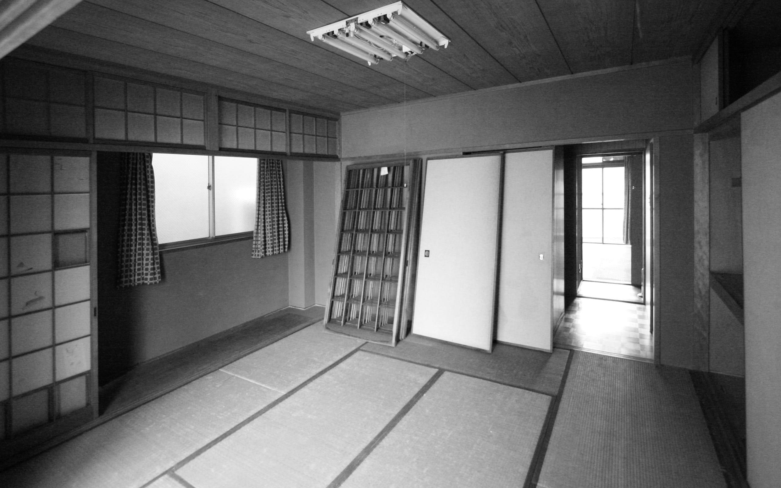 築34年の事務所ビルコンバージョンの改修前3