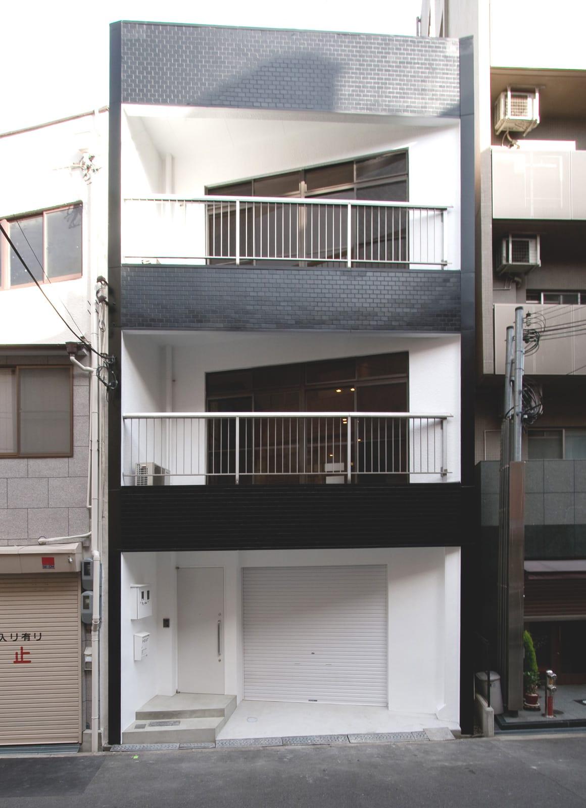 築34年の事務所ビルコンバージョンの外観1