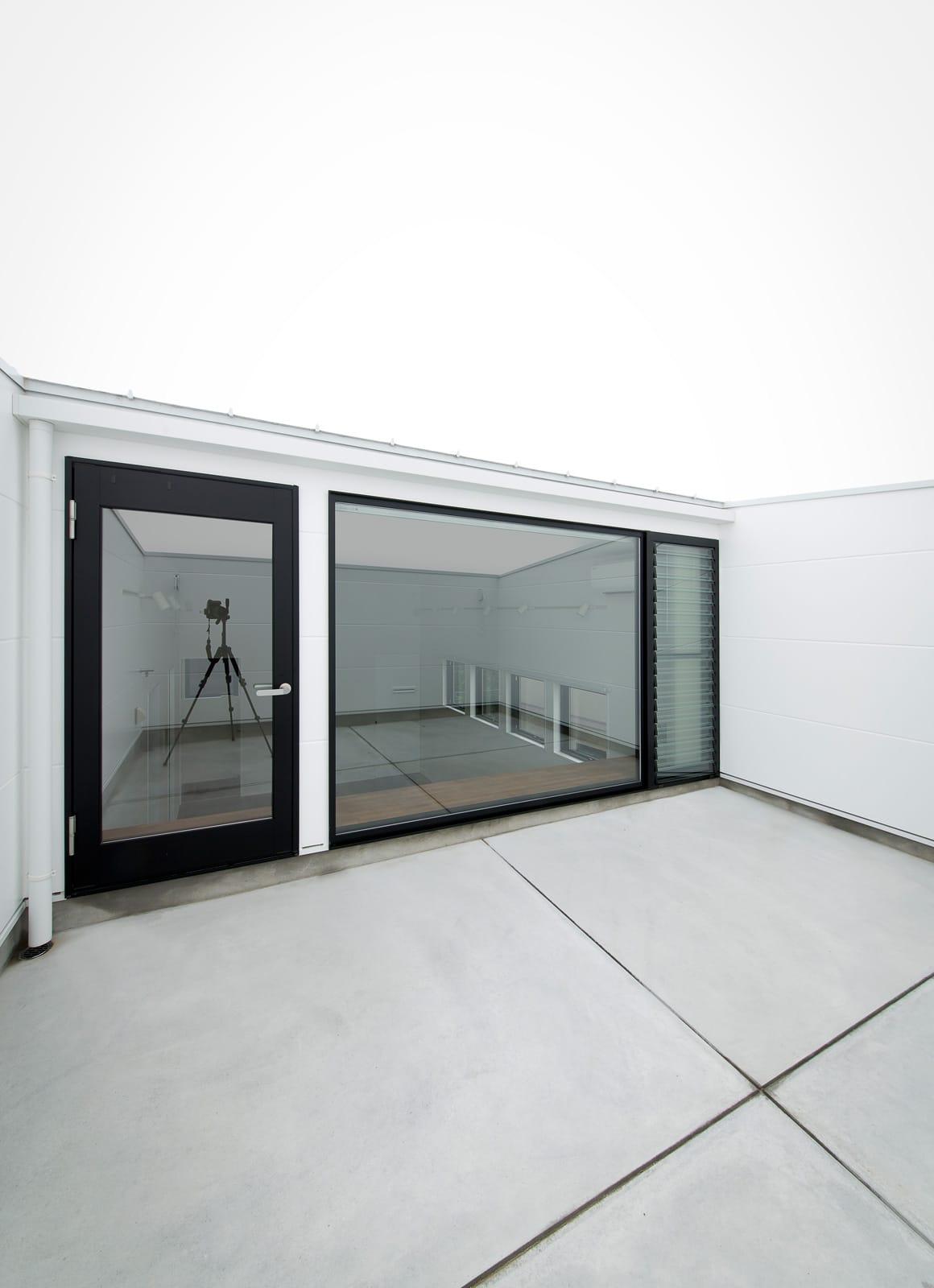ノスタルジックグリーンハウスのテラス・バルコニー1