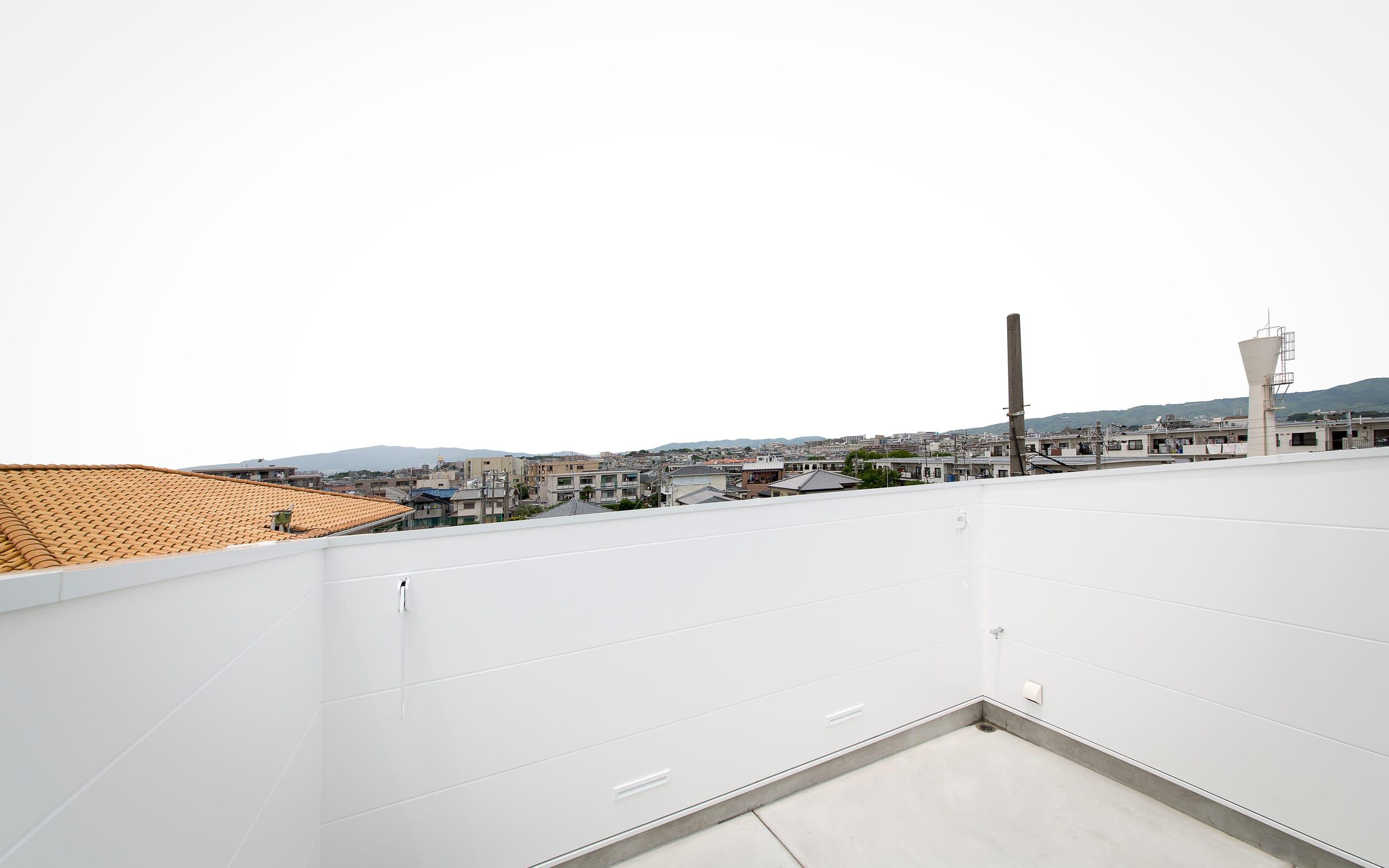 ノスタルジックグリーンハウスの眺望1