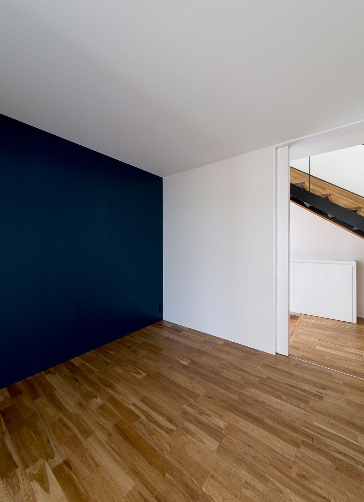 スライダーハウスの部屋1