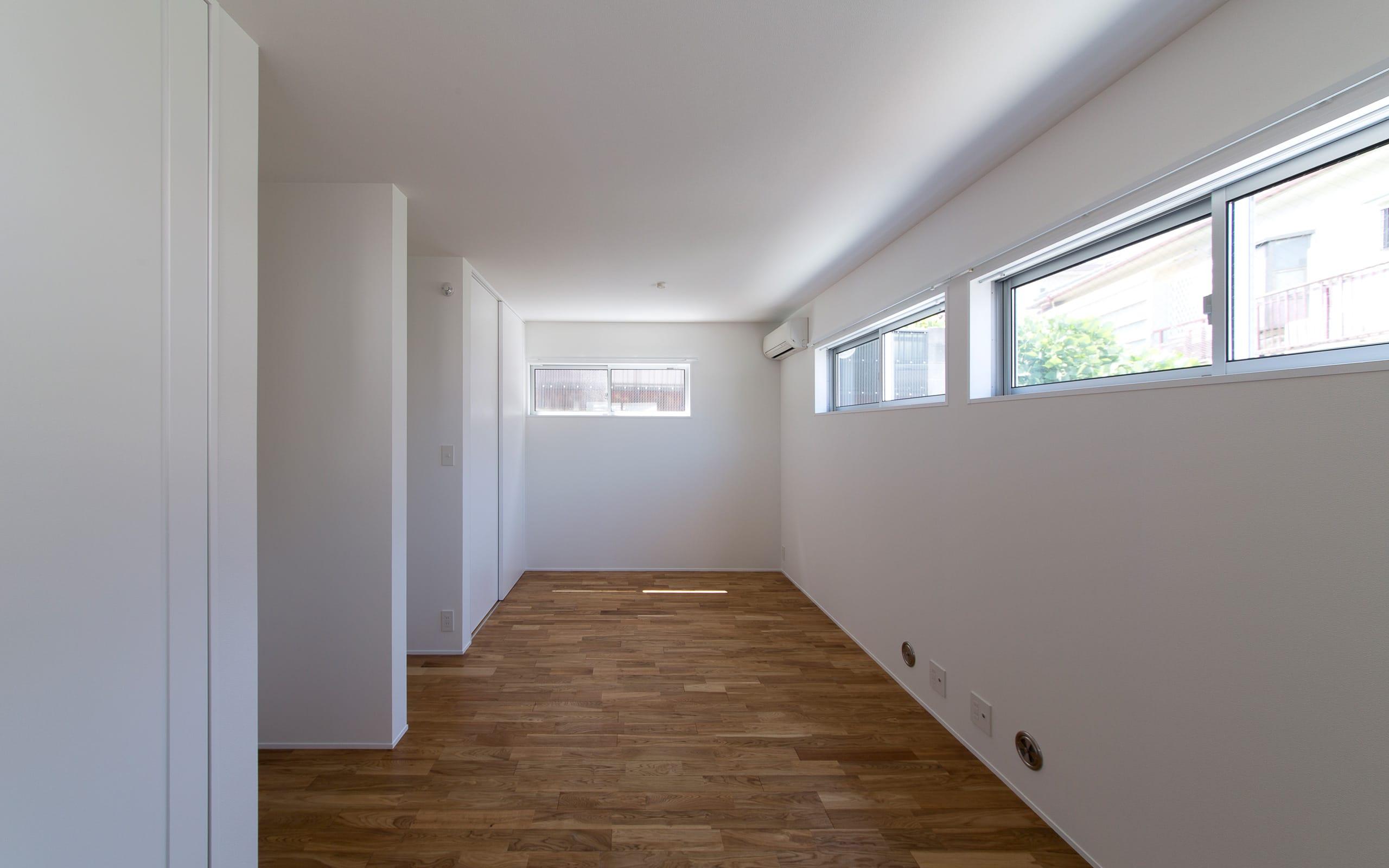 スライダーハウスの部屋3