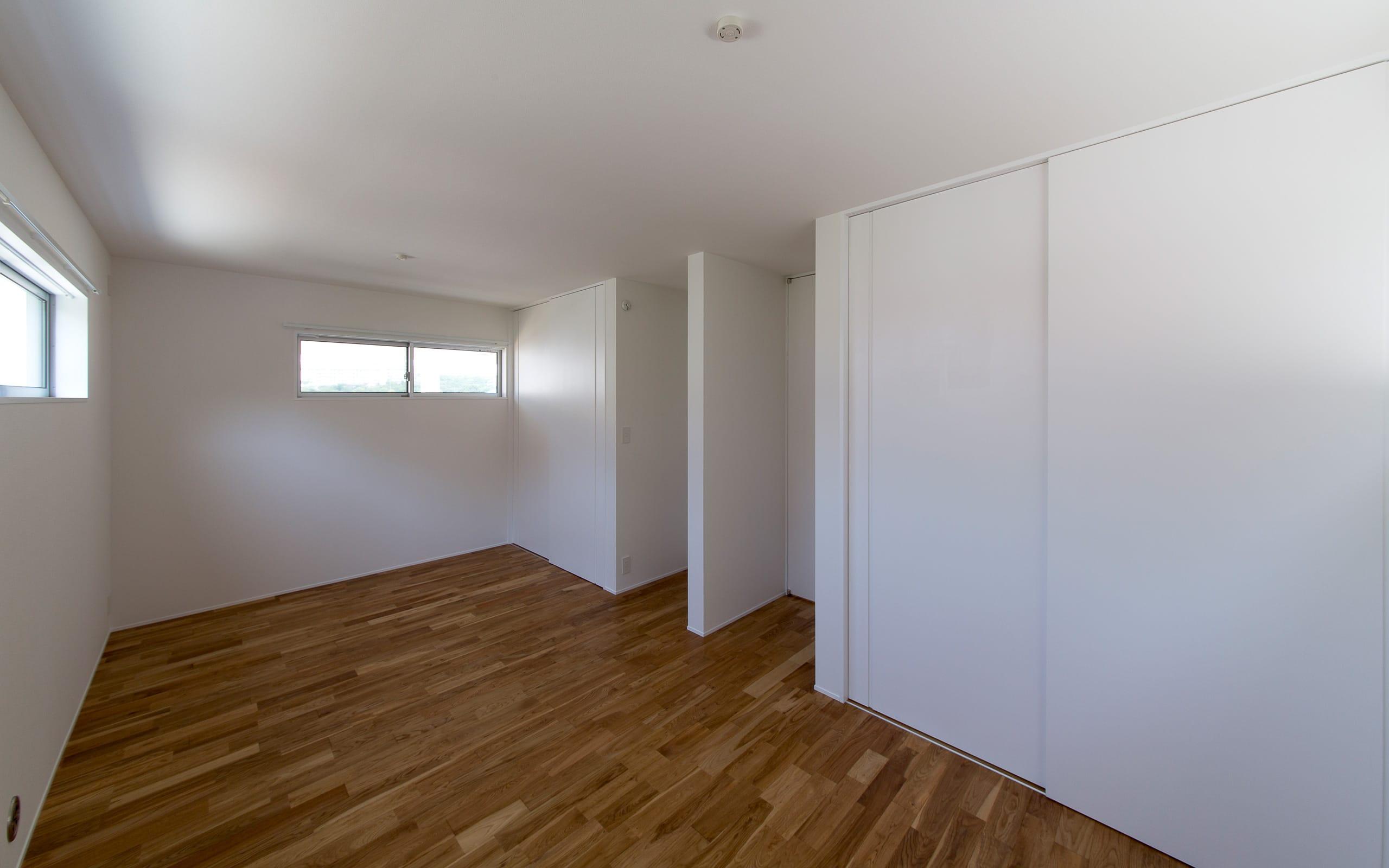 スライダーハウスの部屋4