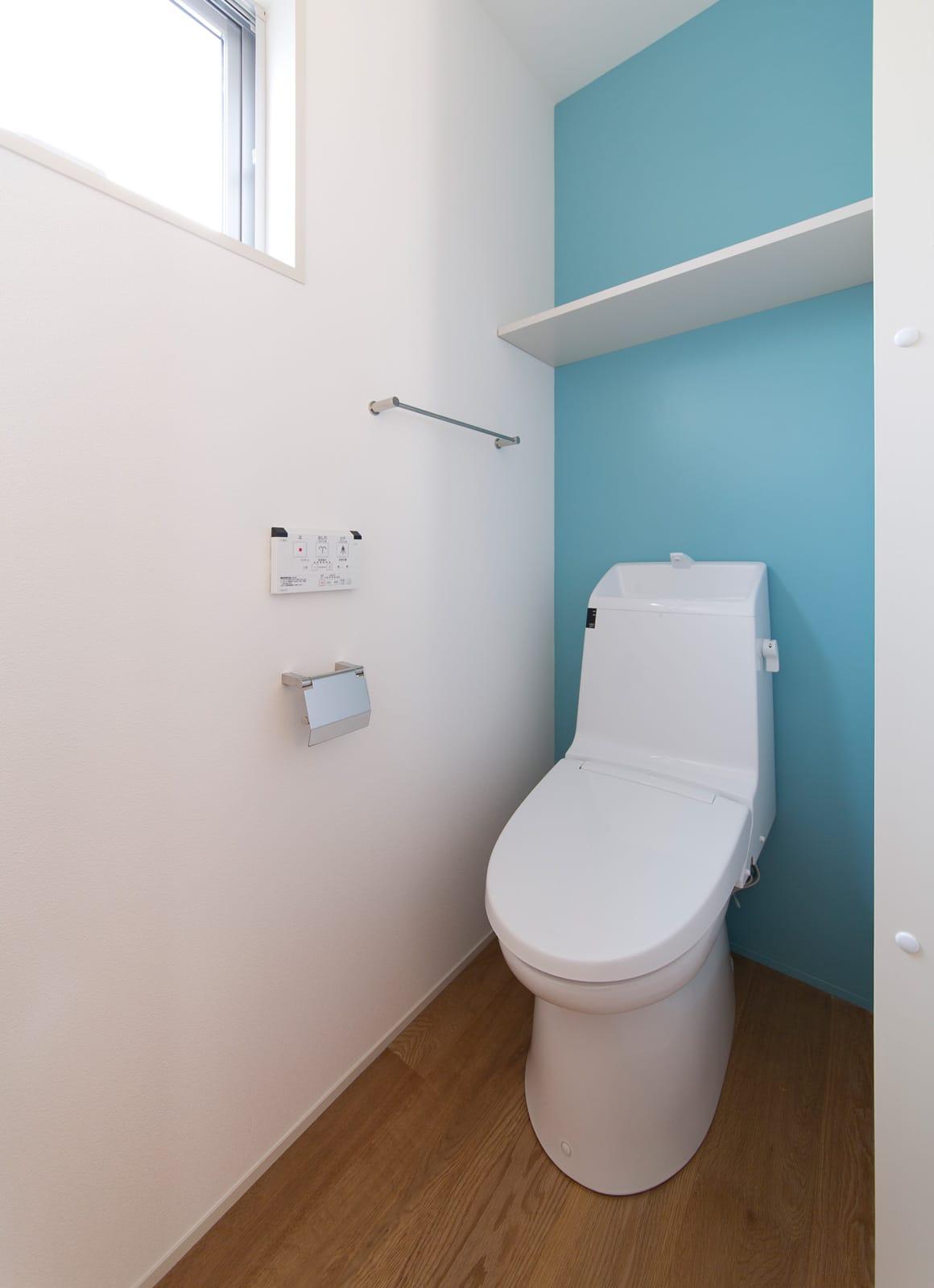 ハイジハウスのトイレ1
