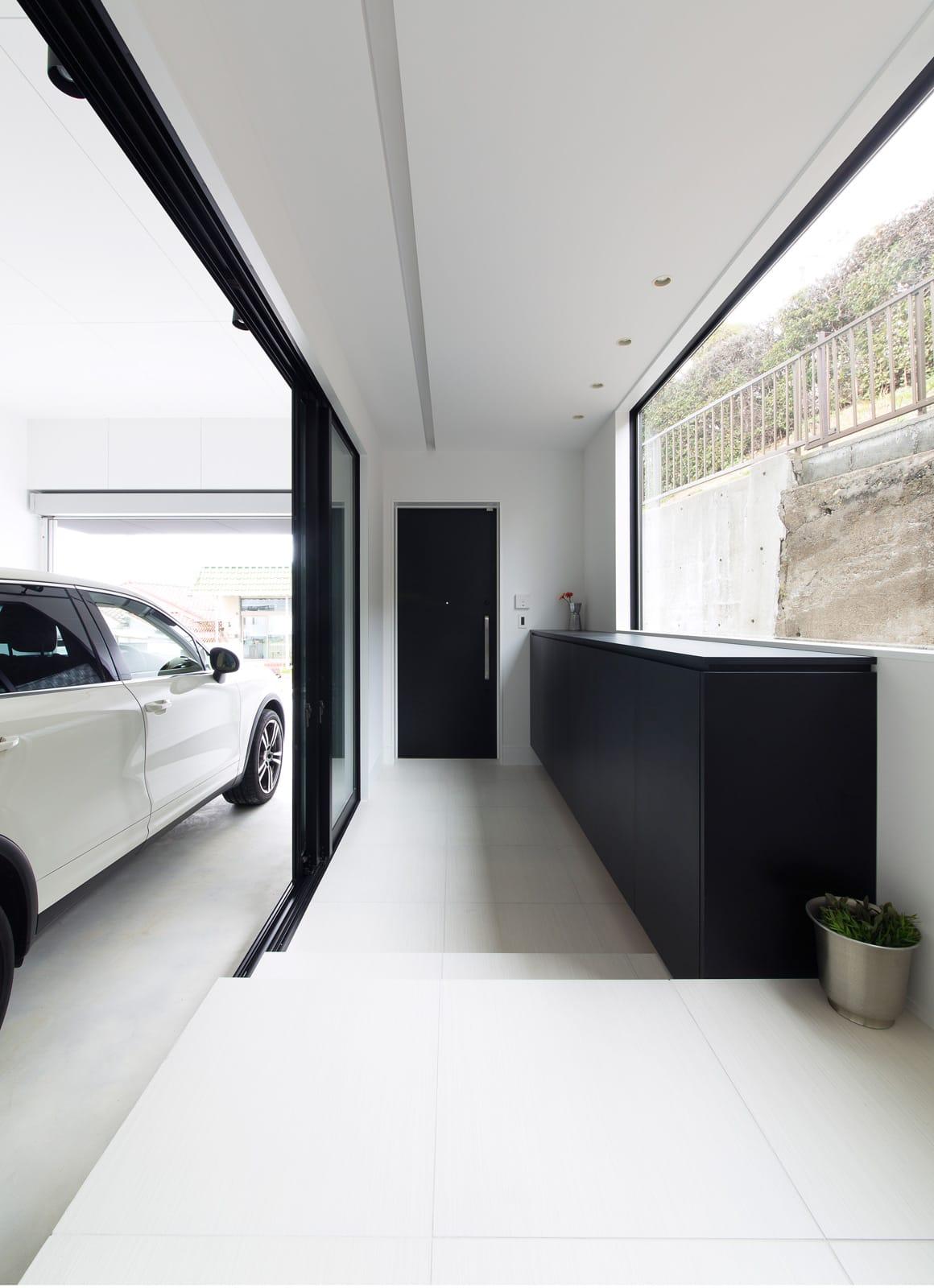 エクスチェンジハウスの収納(玄関)1