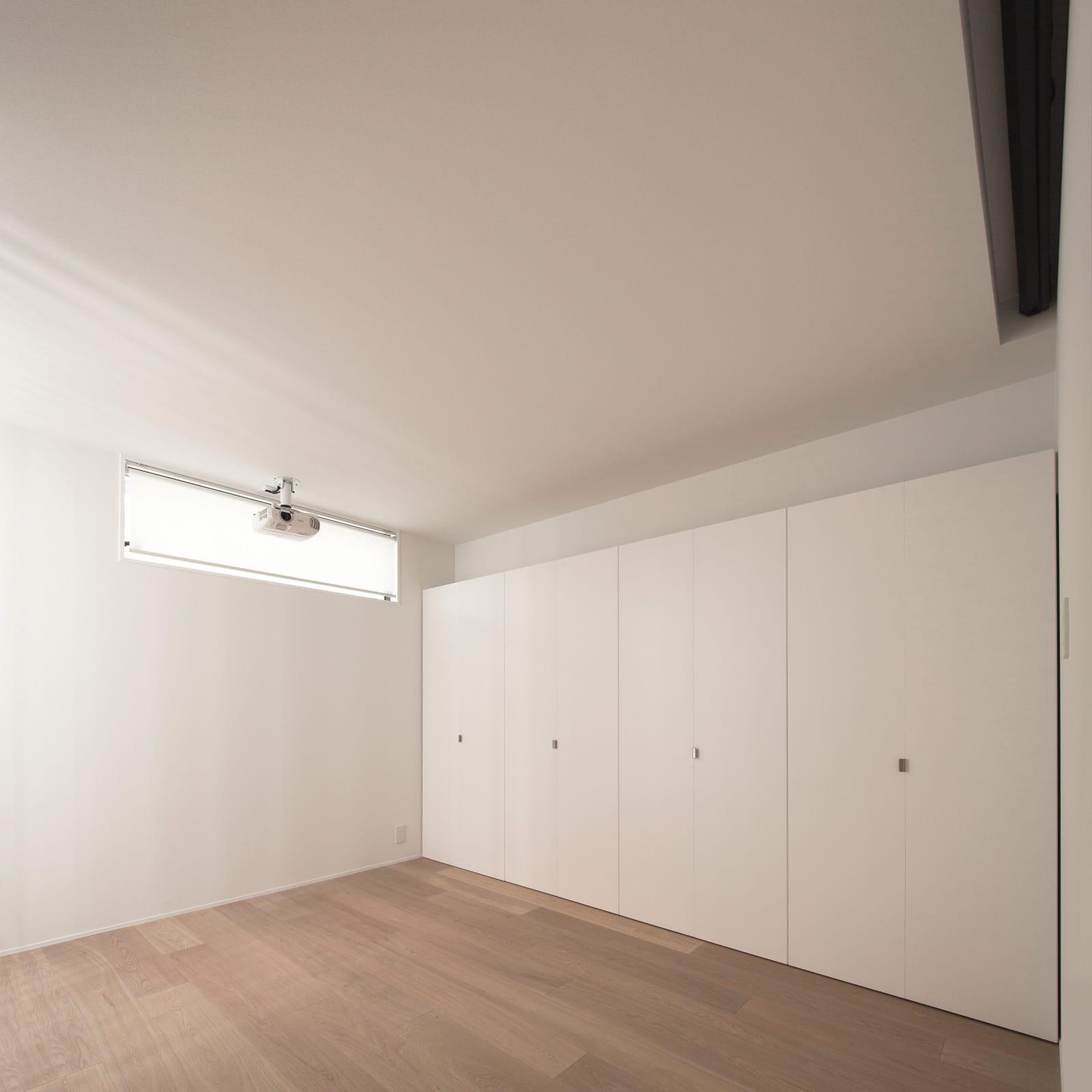 エクスチェンジハウスの部屋1