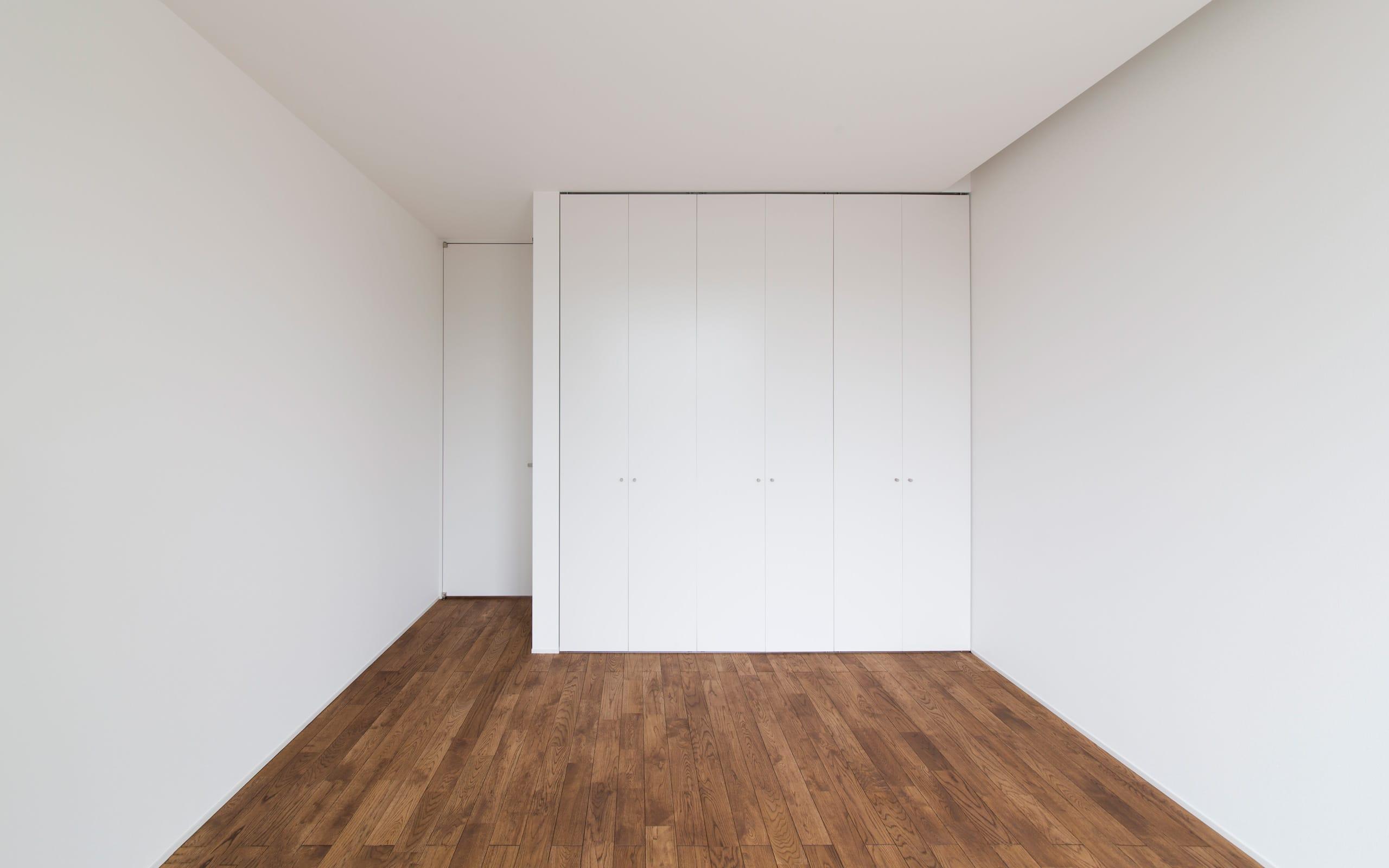 シンプルフラットハウスの部屋1