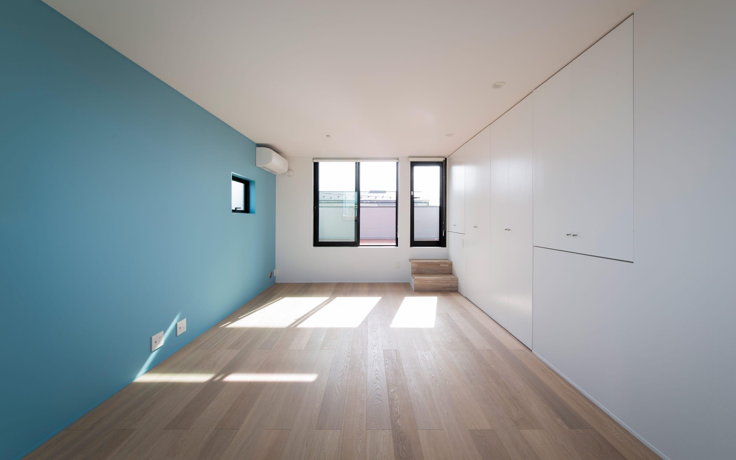 シンプルスタイリッシュハウスの部屋1