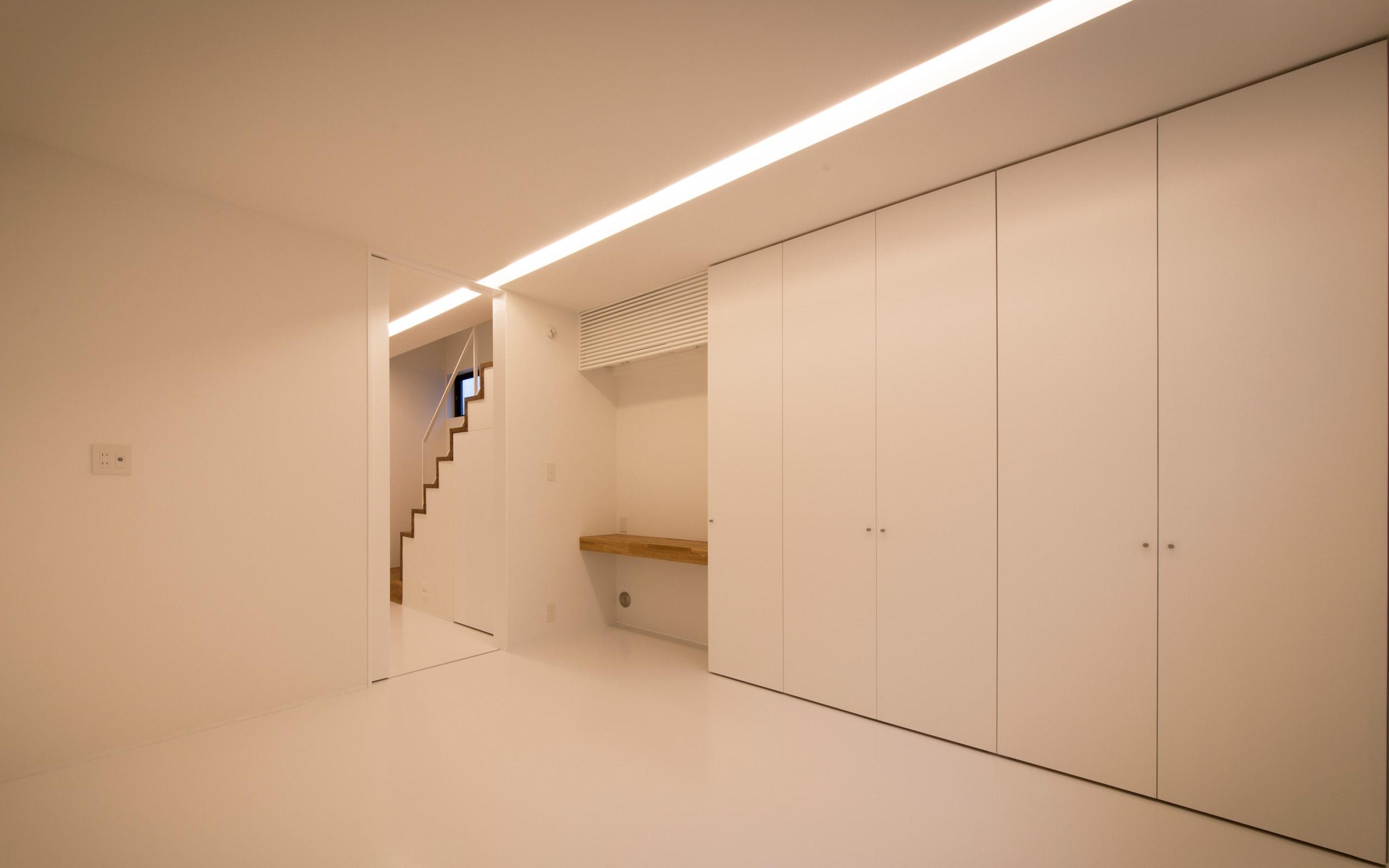 シンプルスタイリッシュハウスの部屋3