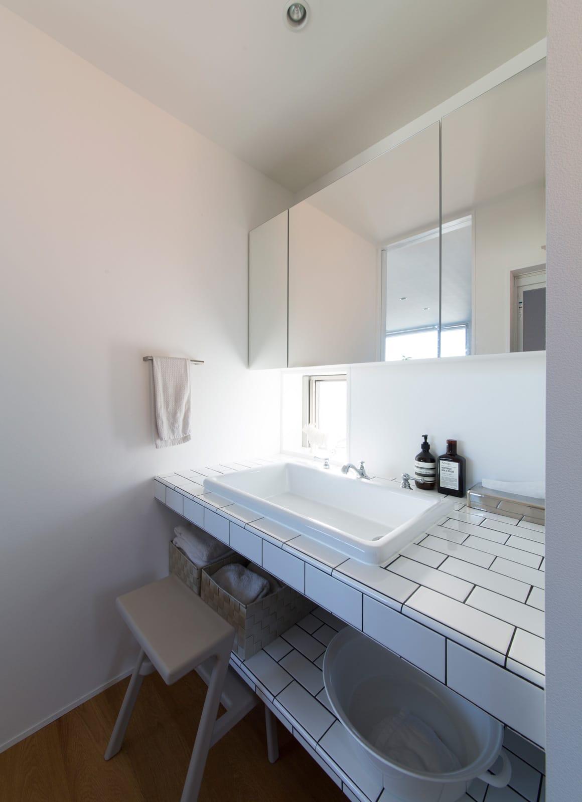 塩屋 No.1 ハウスの浴室・洗面室1