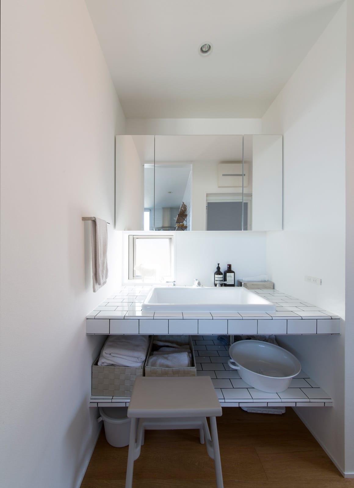 塩屋 No.1 ハウスの浴室・洗面室2