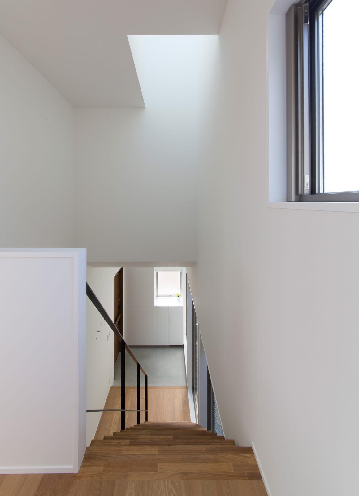 塩屋 No.1 ハウスの階段3