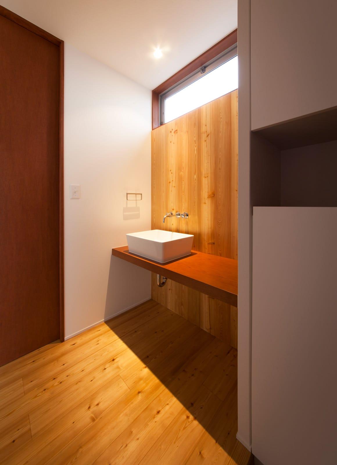 川西 GREEN HOUSEの浴室・洗面室2
