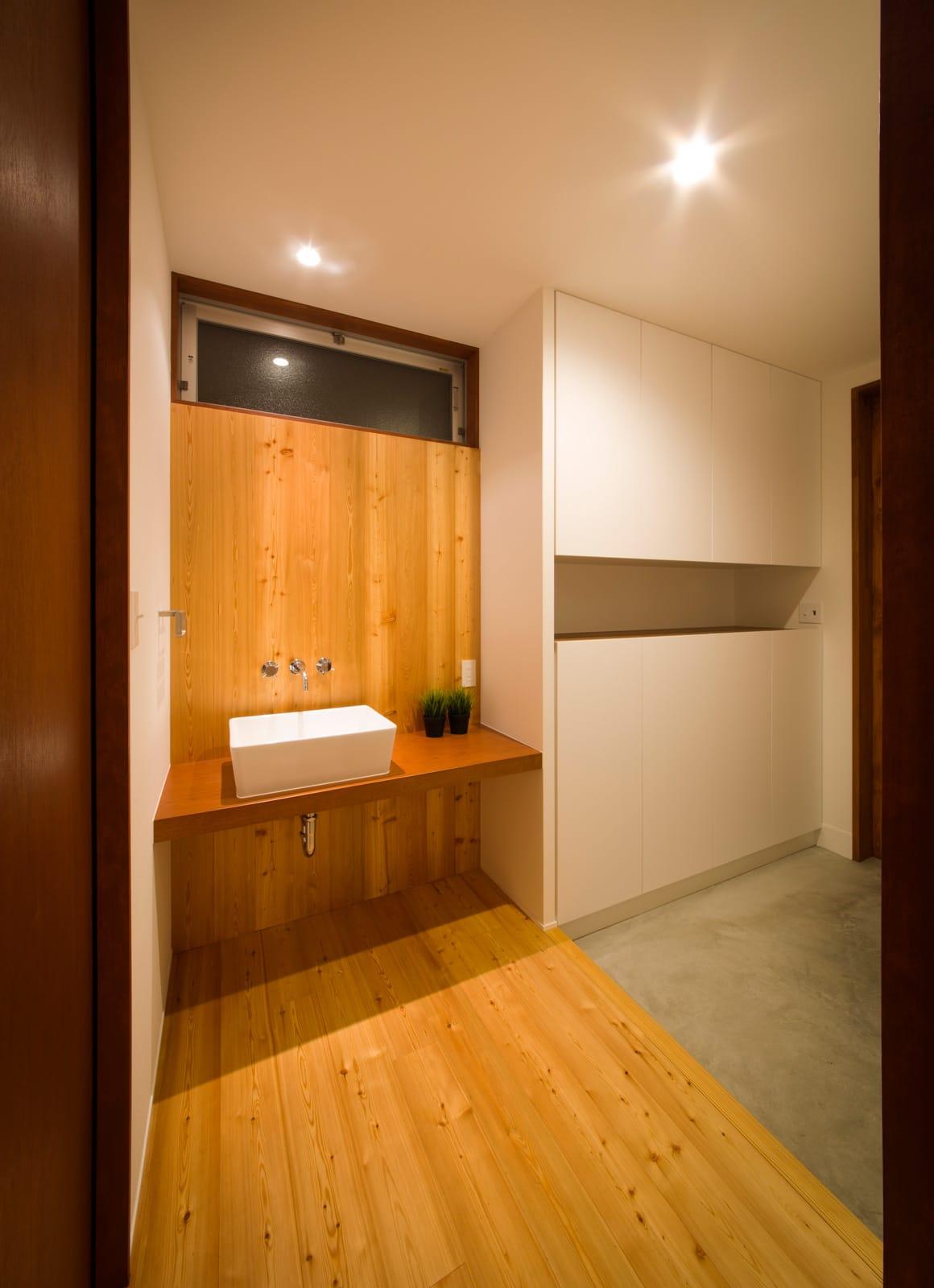 川西 GREEN HOUSEの玄関(土間・ホール)1