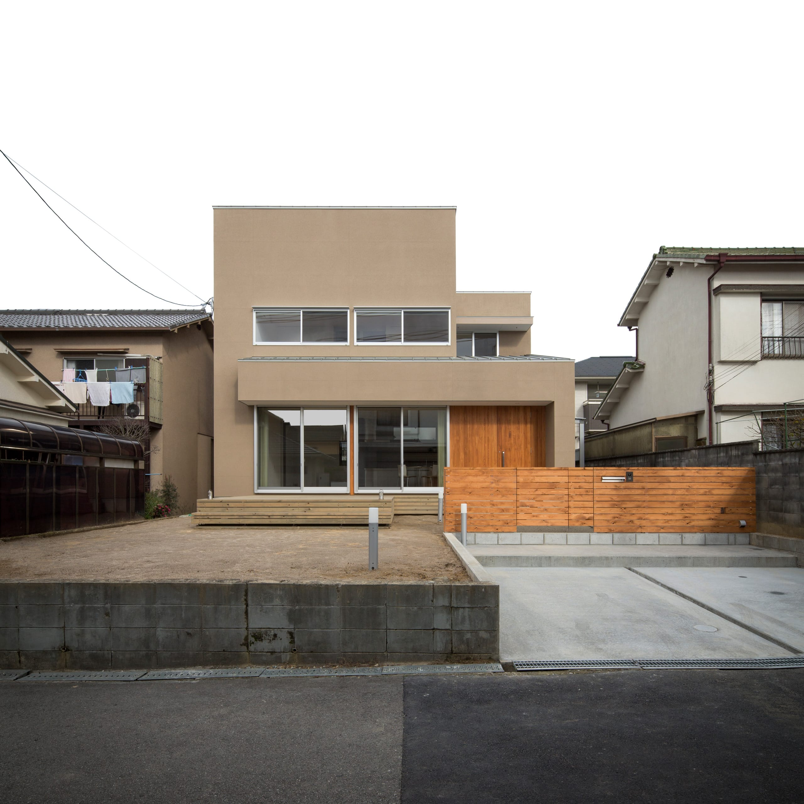 川西 GREEN HOUSEの外観1