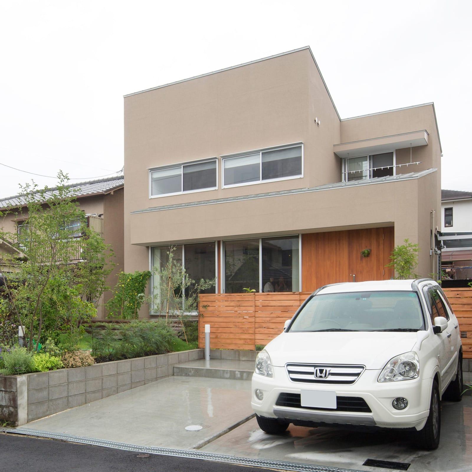 川西 GREEN HOUSEの外観4