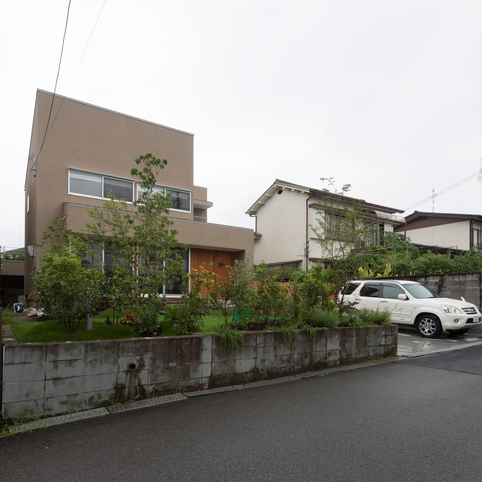 川西 GREEN HOUSEの外観6