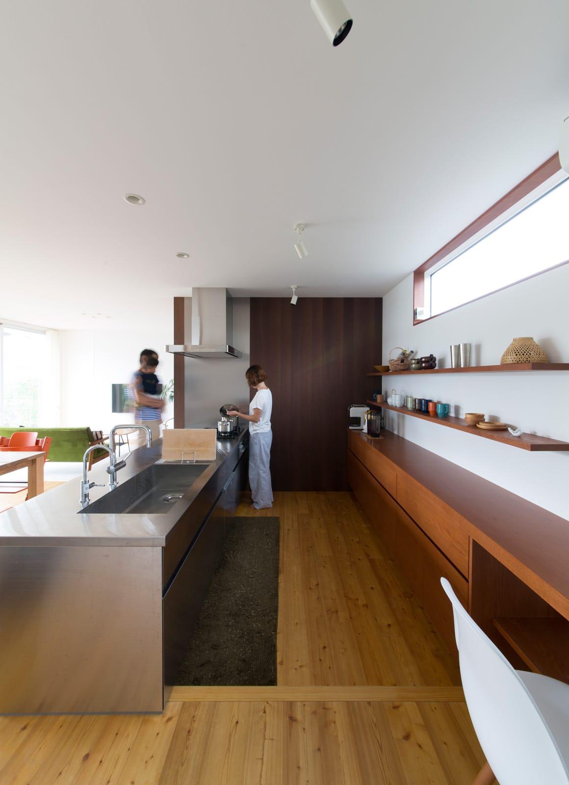 川西 GREEN HOUSEの収納(キッチン)1