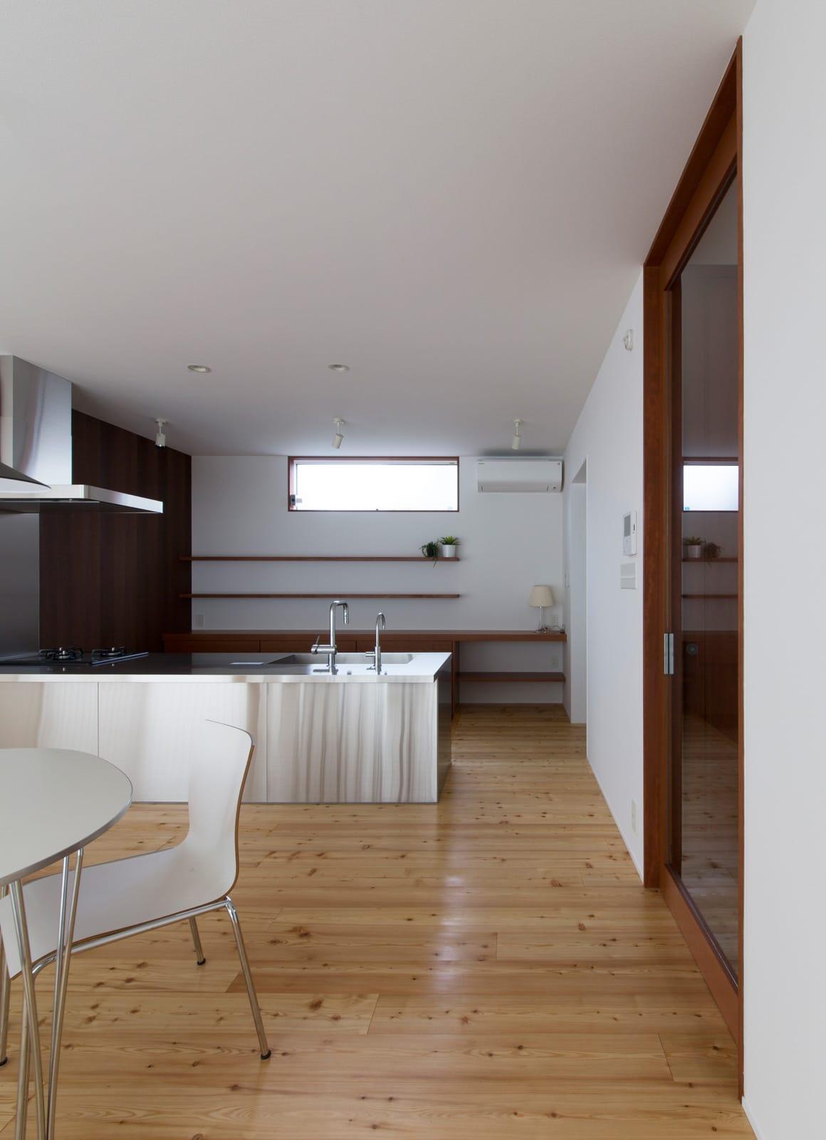川西 GREEN HOUSEの収納(キッチン)2
