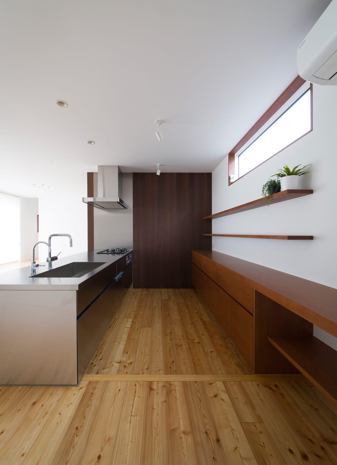 川西 GREEN HOUSEのキッチン3