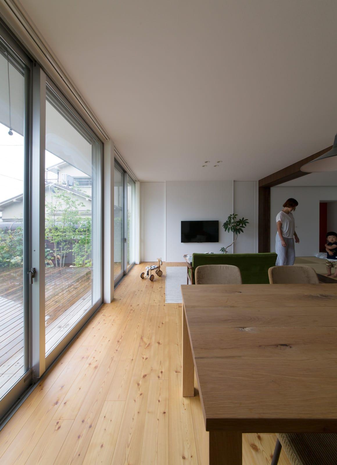 川西 GREEN HOUSEのLDK3