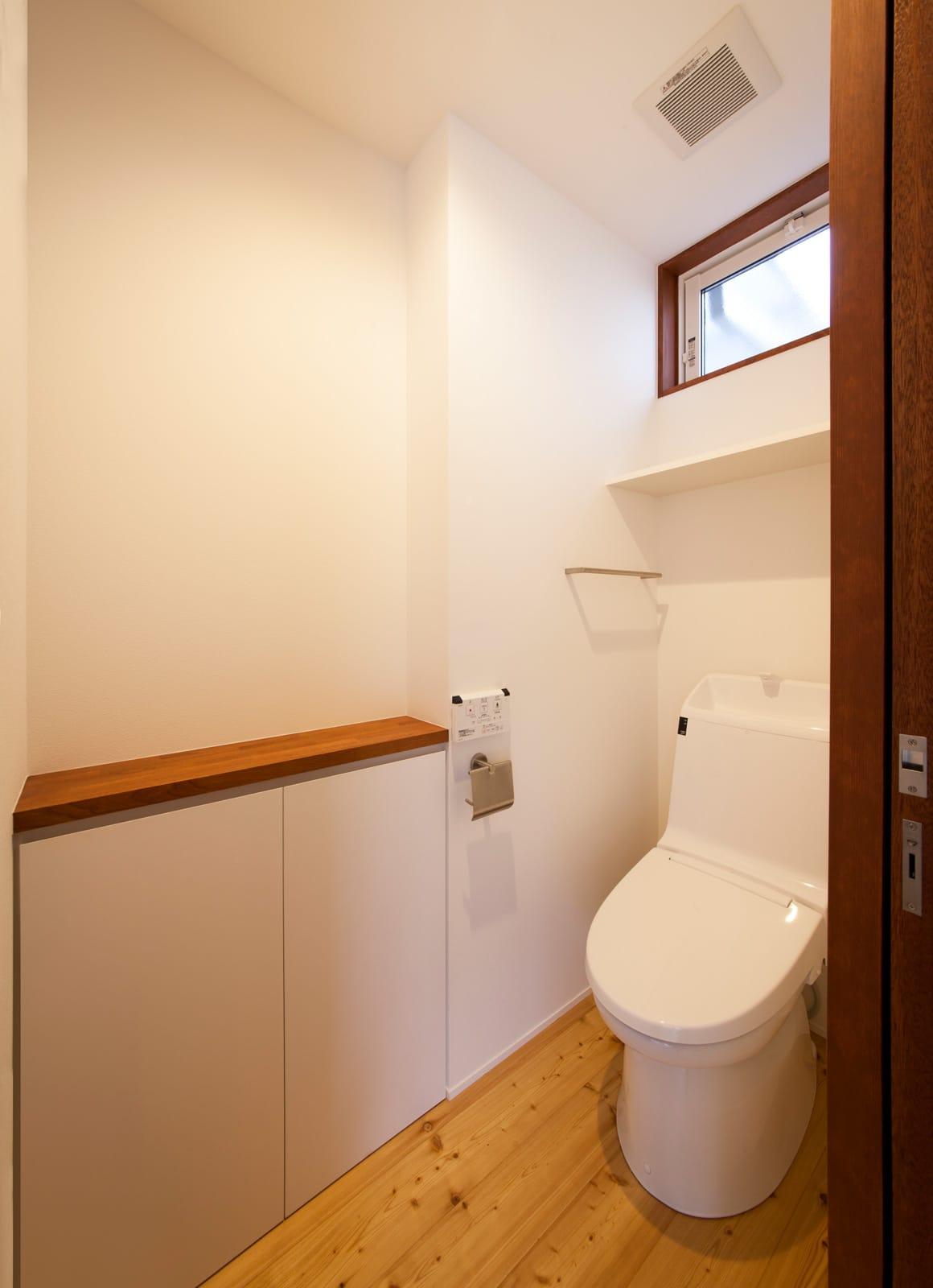 川西 GREEN HOUSEのトイレ1