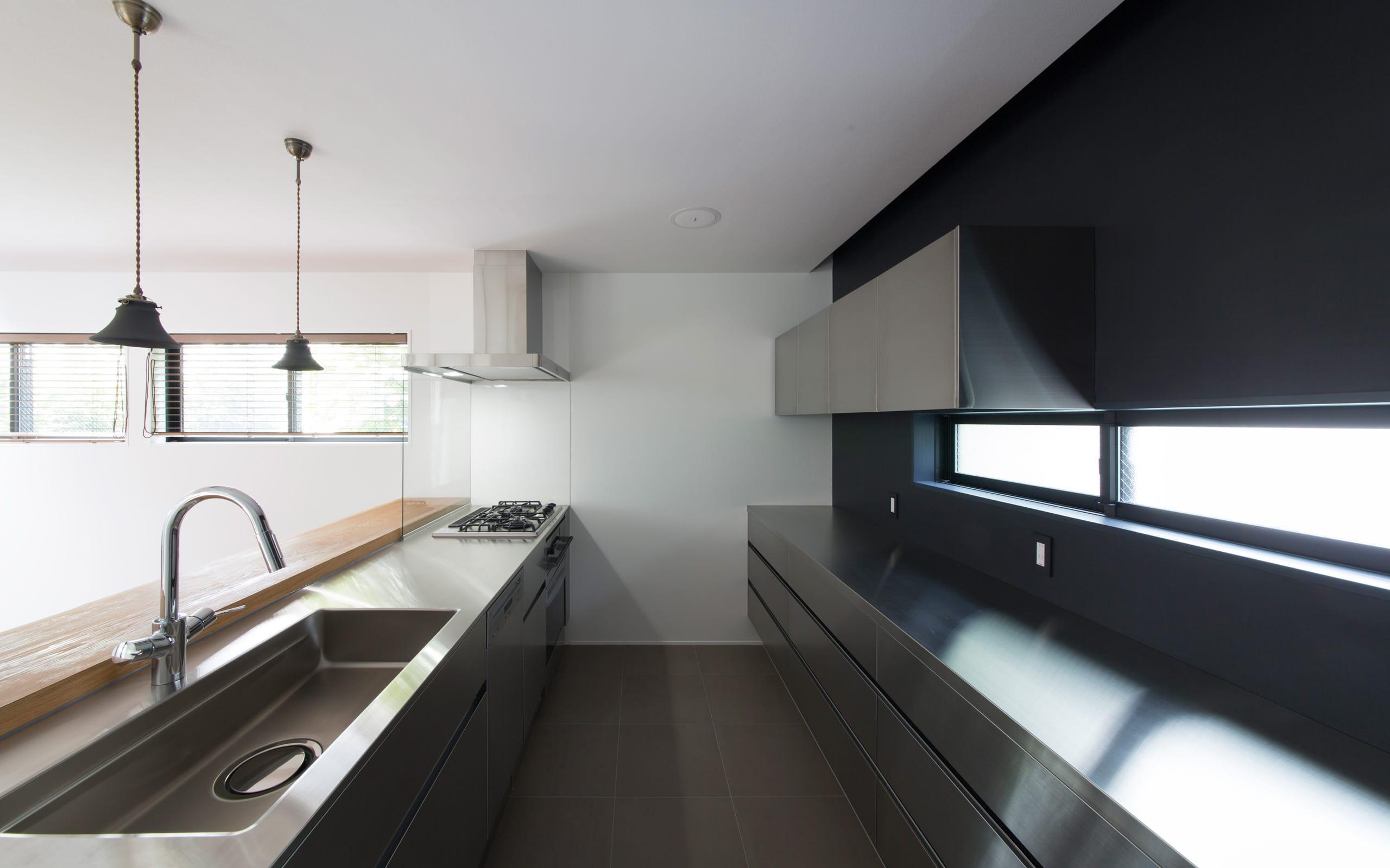 ブルックリンハウスのキッチン1