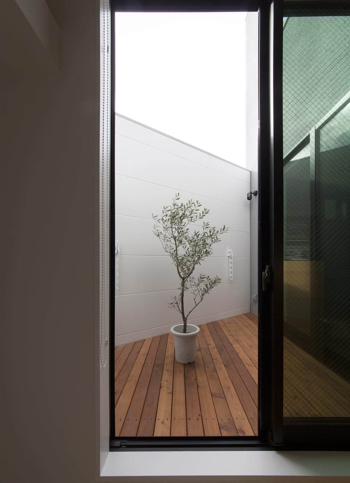 フィッシャーマンハウスの中庭・インナーテラス1