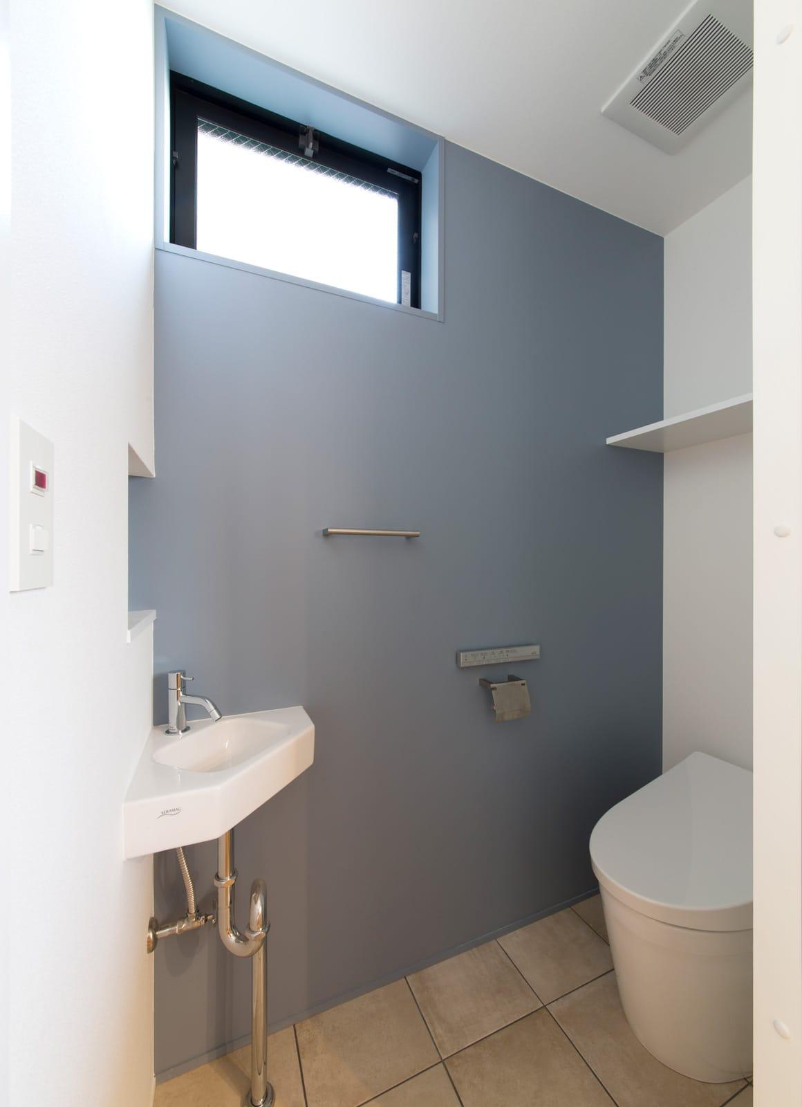 フィッシャーマンハウスのトイレ1