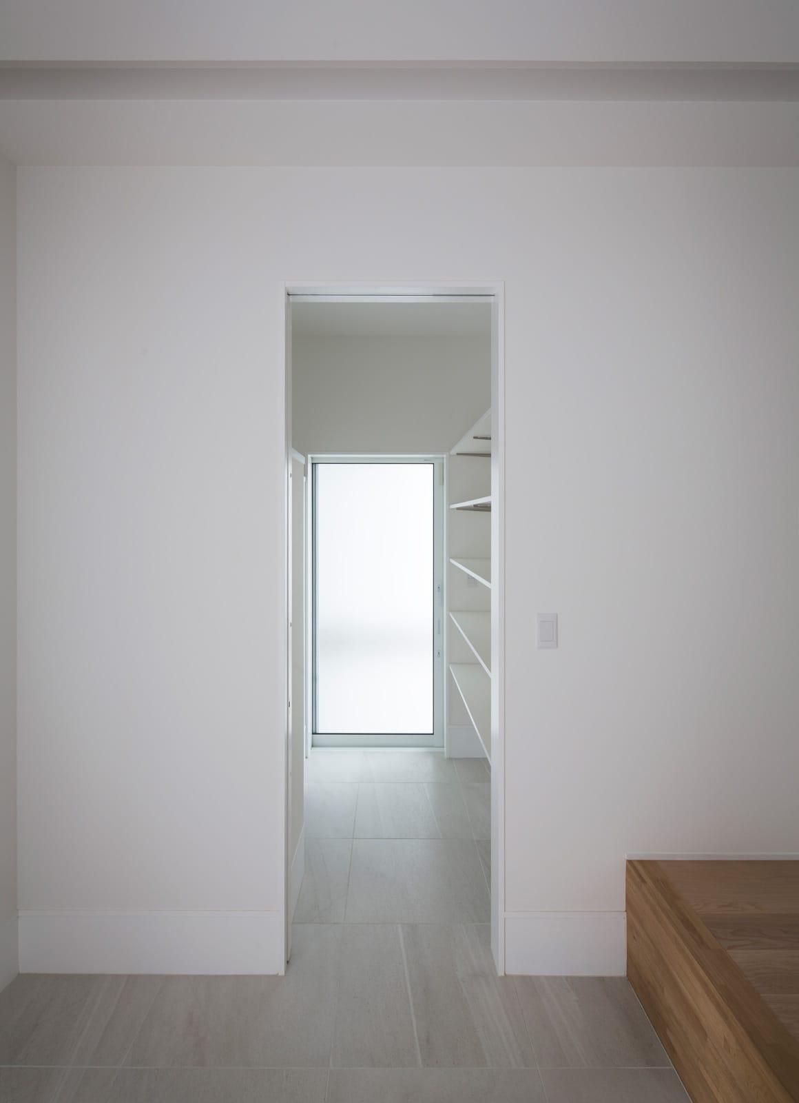 スカッとハウスの収納(玄関)1