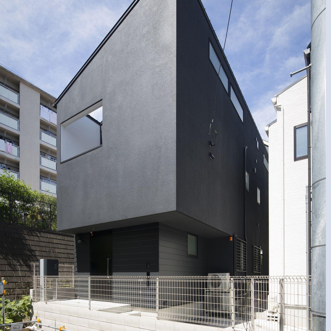 コンパクトデザインハウス