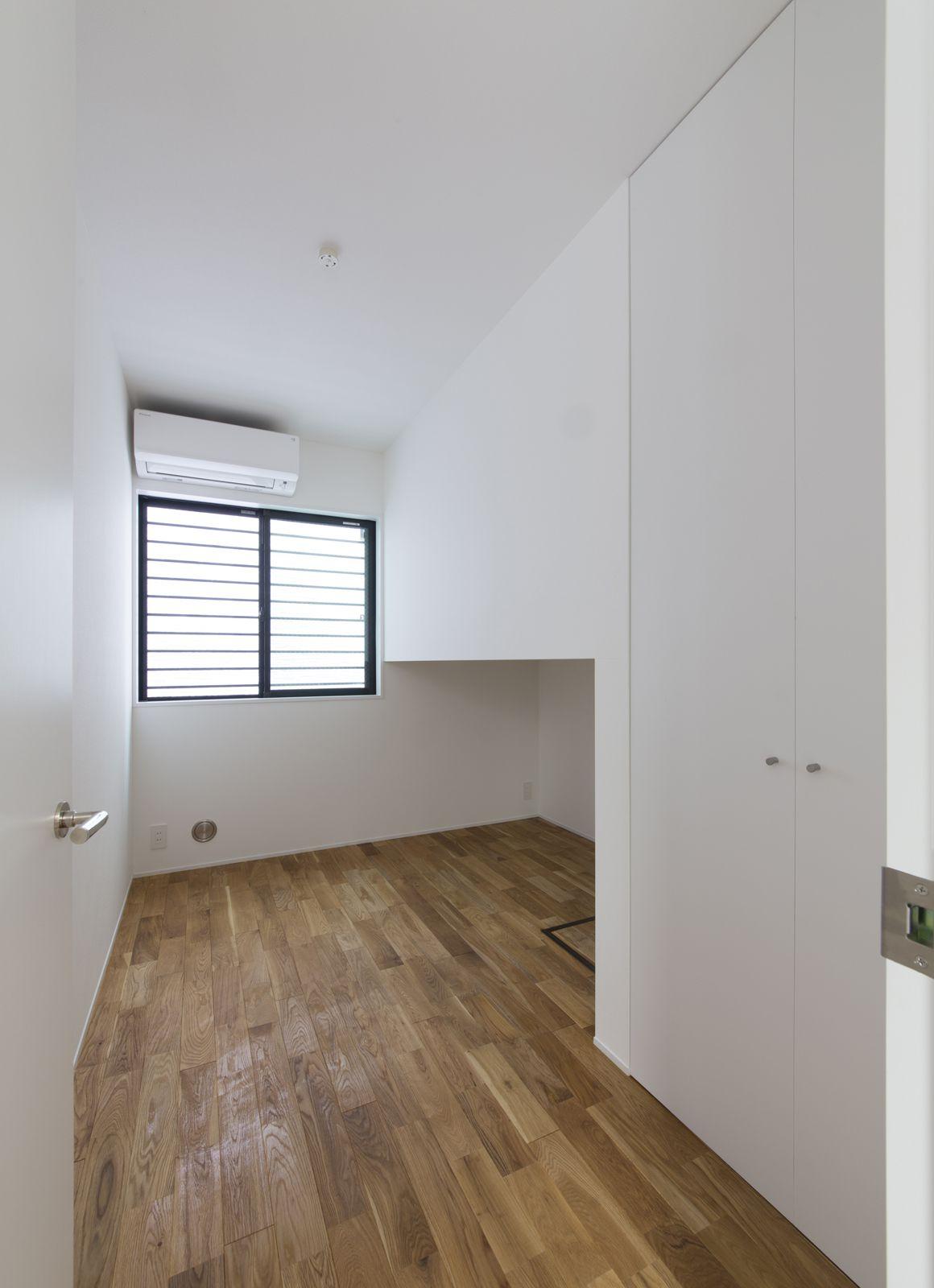 コンパクトデザインハウスの部屋1