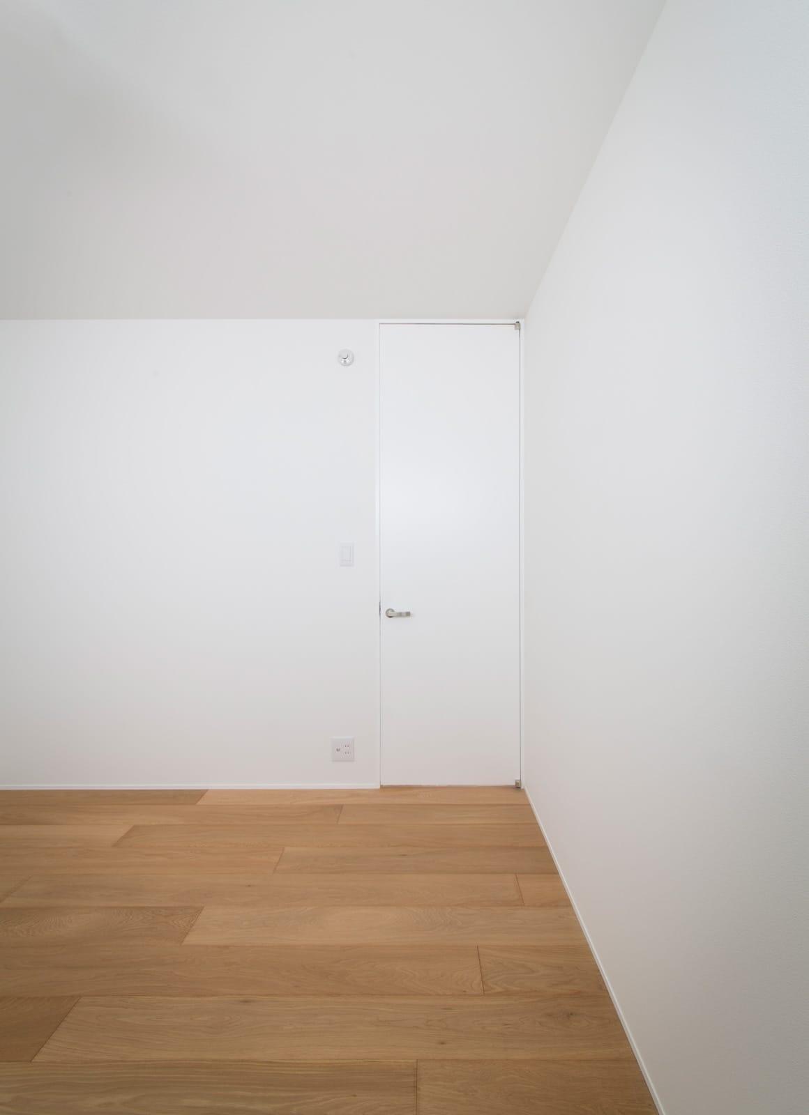 スクエアコートハウスのベッドルーム2