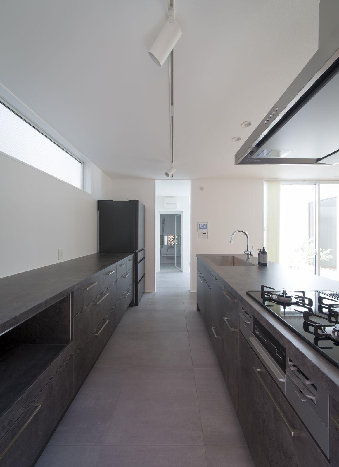 スカンジナビアンコートハウスのキッチン2