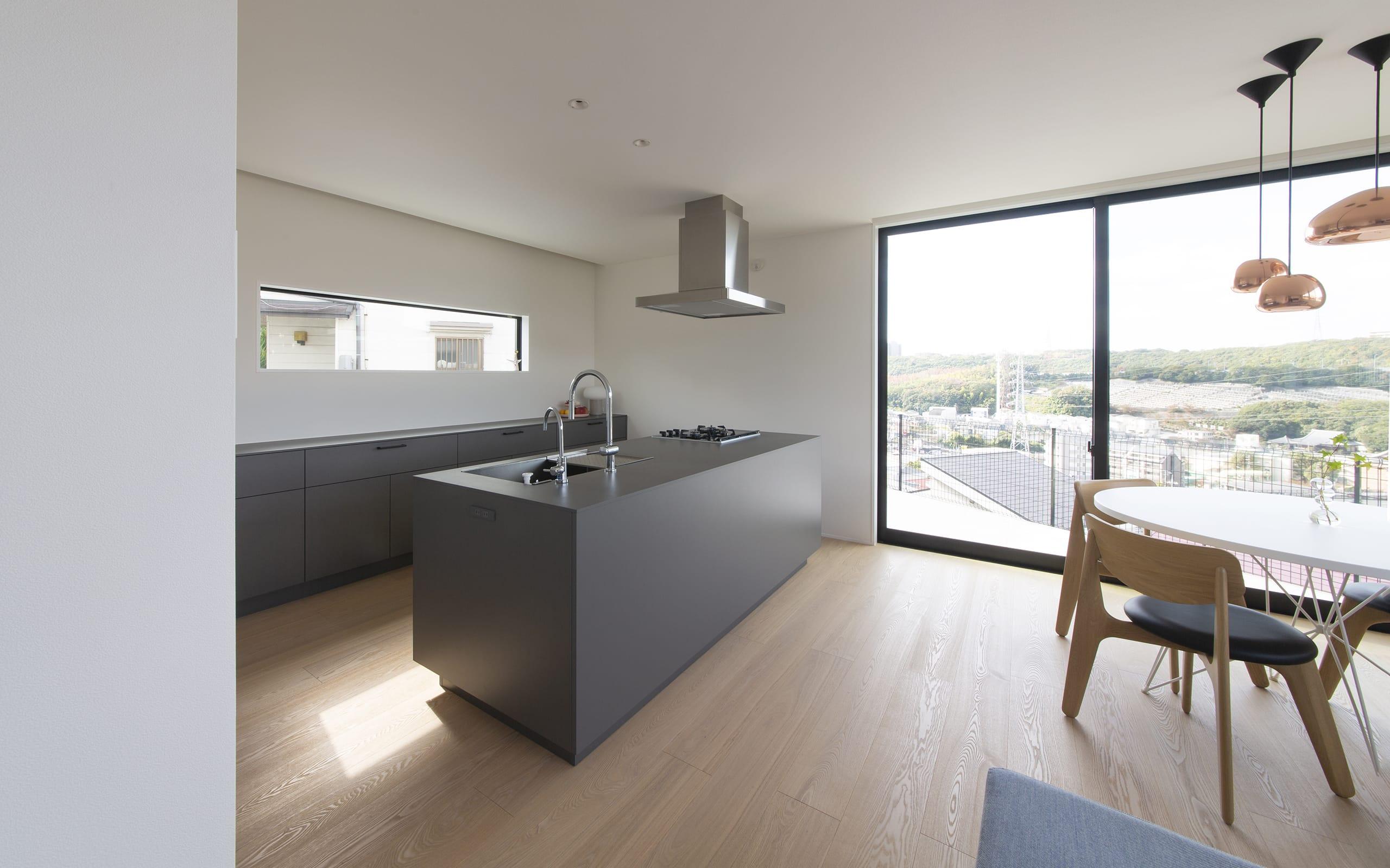 ルンバブルハウスのキッチン2